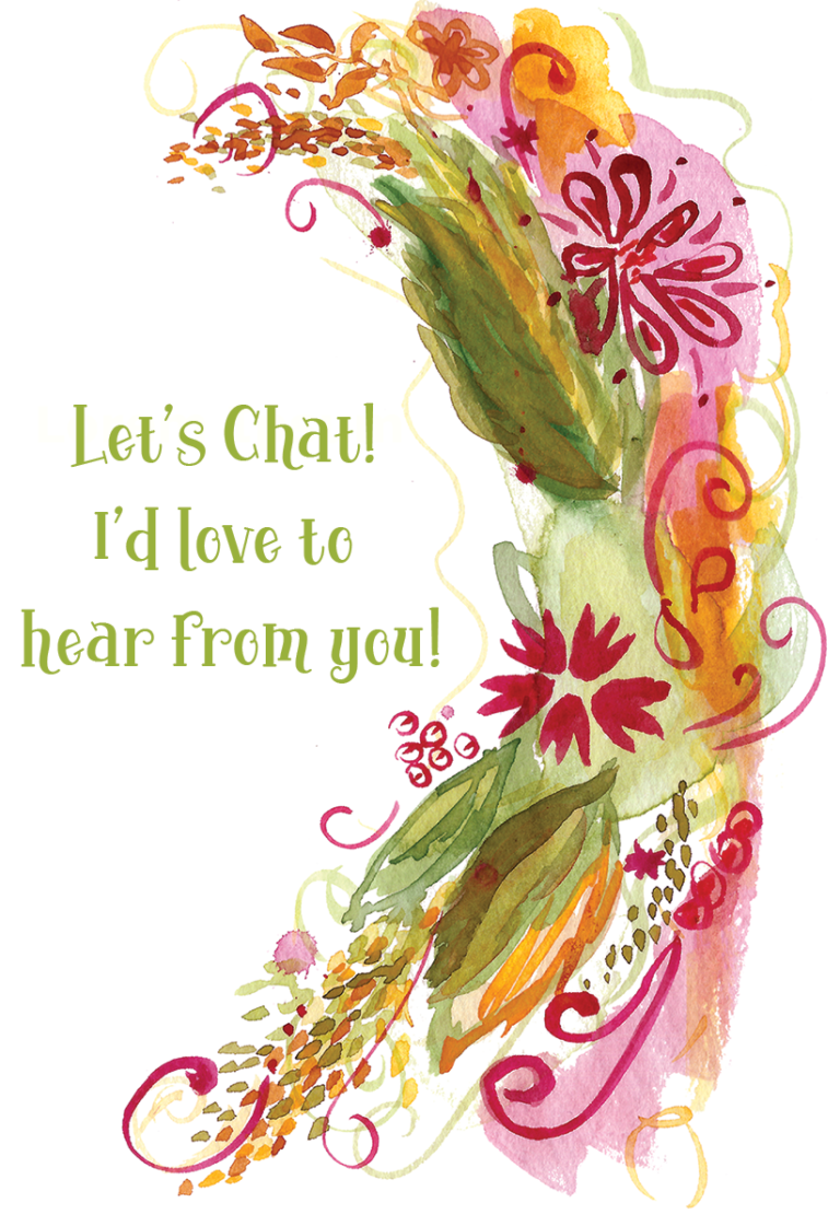 Let's Chat_ I'd love to hear from you_
