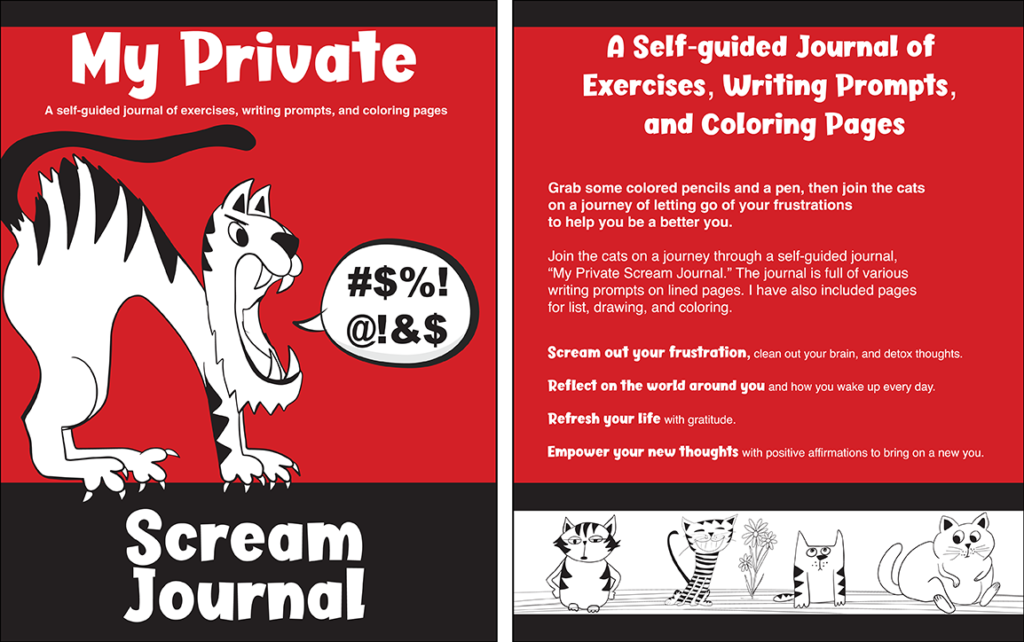 My Private Scream Journal Download
